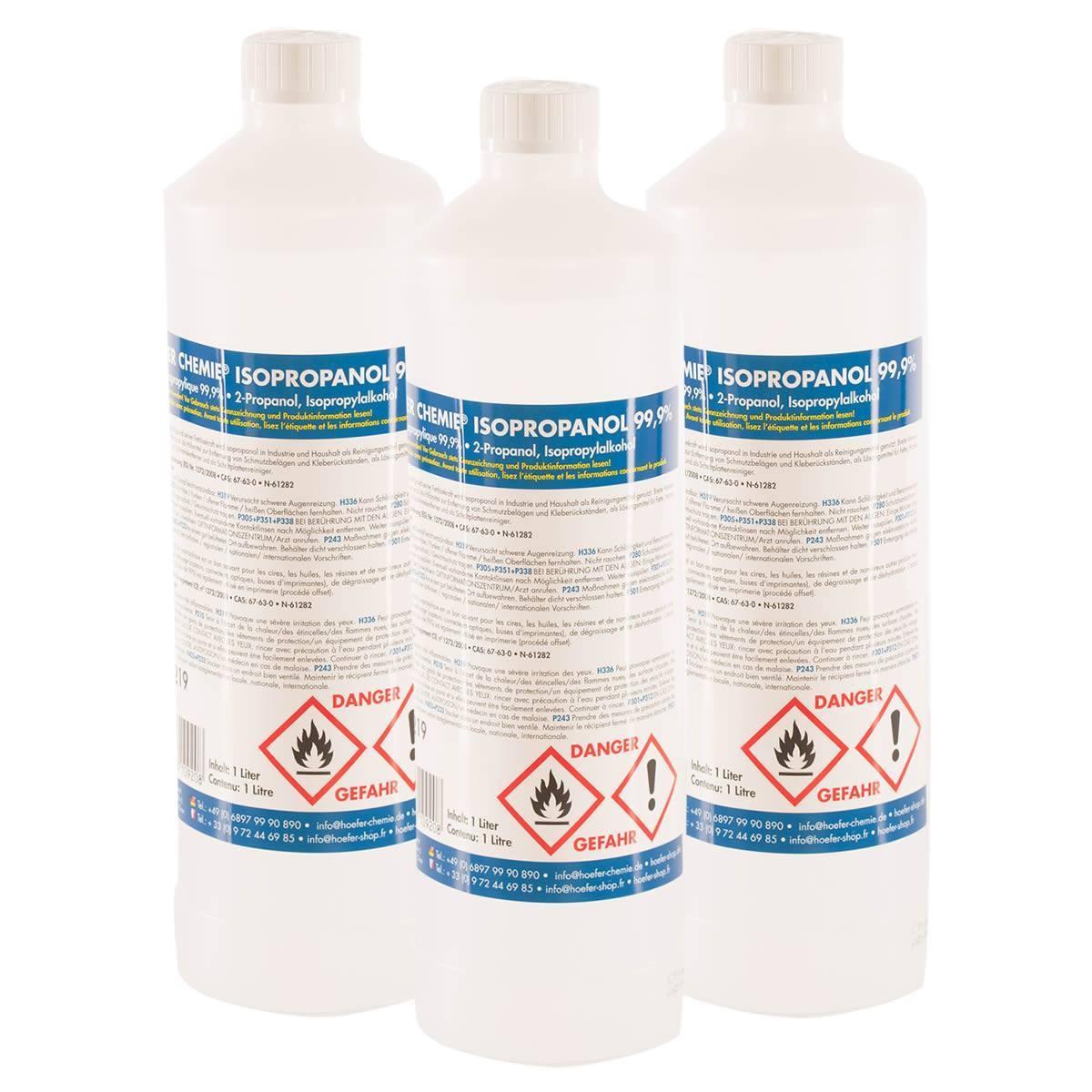 1 Liter Isopropanol 99,9%